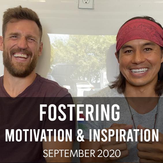 September 2020: Fostering Motivation & Inspiration