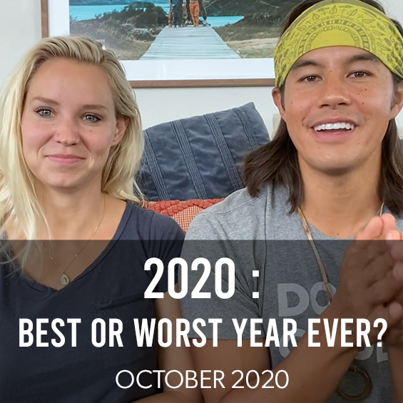 October 2020: Worst or Best Year Ever?
