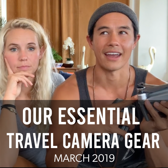 March 2019: The Best And Most Essential Camera Gear For Travel