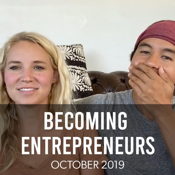 October 2019: Entrepreneurship – Make your Idea a Reality