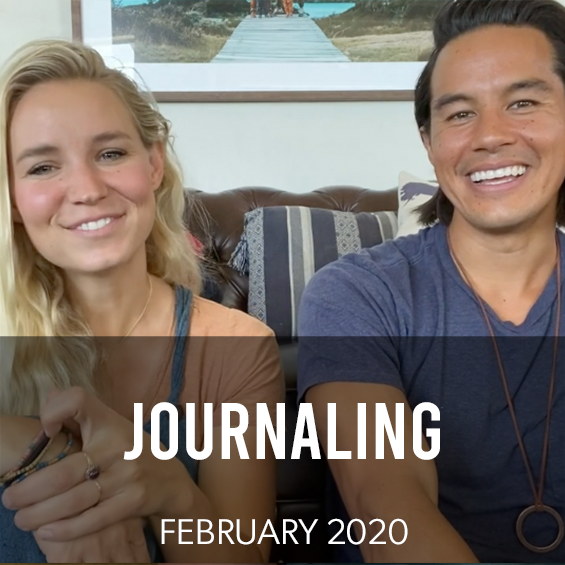 February 2020: Journaling