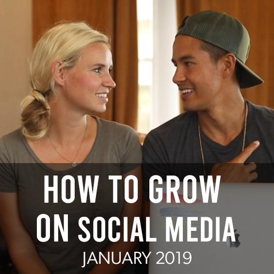 January 2019: How to Grow a Successful Social Media