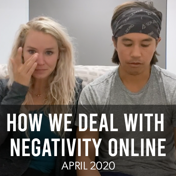 April 2020: How We Deal with Negativity Online