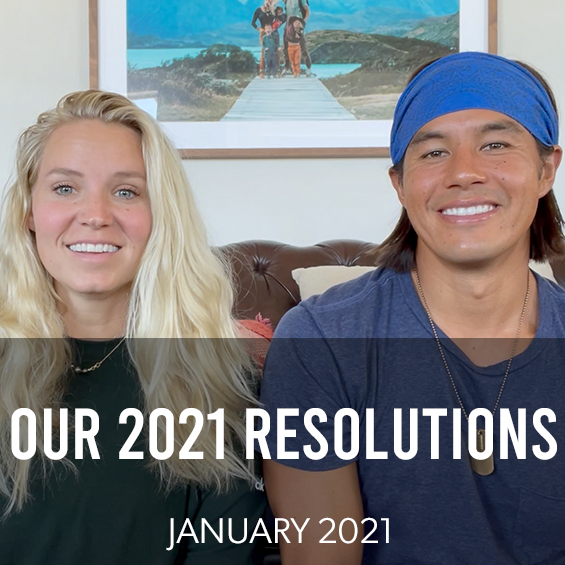 January 2021 : Our 2021 Resolutions
