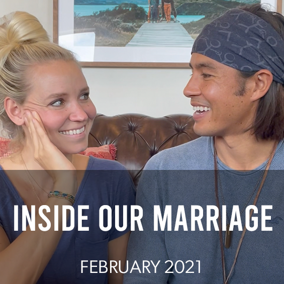 February 2021 – Inside our Marriage